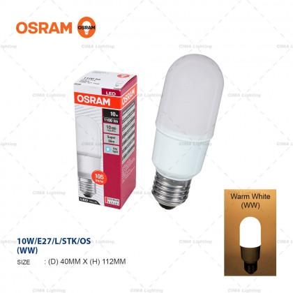 OSRAM 7W/10W/12W E27 LEDVALUE STICK BULB